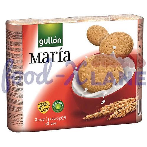 Gullon Biscuits Maria 4X200gr