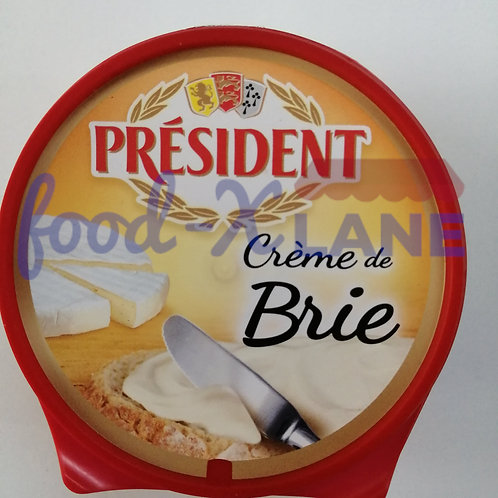 President Brie Cheese spreadable 125gr