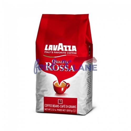 Lavazza Espresso Rossa Coffee Beans 1kg