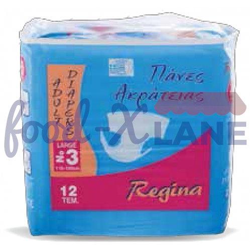 Regina Diapers for adults No3 1x12pcs