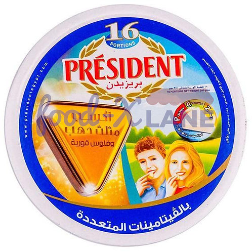 President Triangle cheese 8pcs 140gr