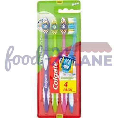 Colgate Toothbrush Premier clean x 4