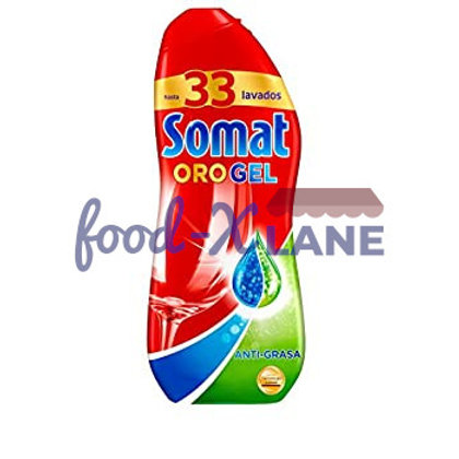 Somat Gel Oro 675ml 33 Washes