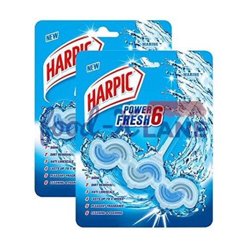 Harpick Rimblock WC 2x38g marine fresh