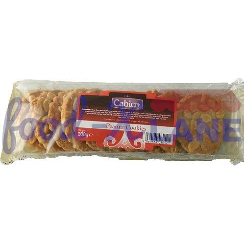 Cabico Peanut Cookies 200gr