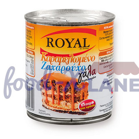 Royal Sweetened Caramelised Condensed Milk 395gr