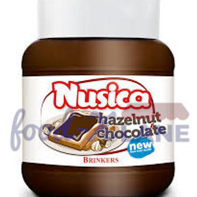Nusica Hazelnut chocolate spread 400gr