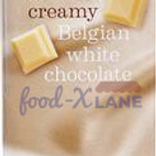 Belgian White Chocolate 180gr