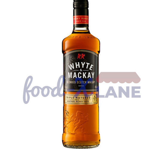 Whyte & Mackay Whisky 70cl