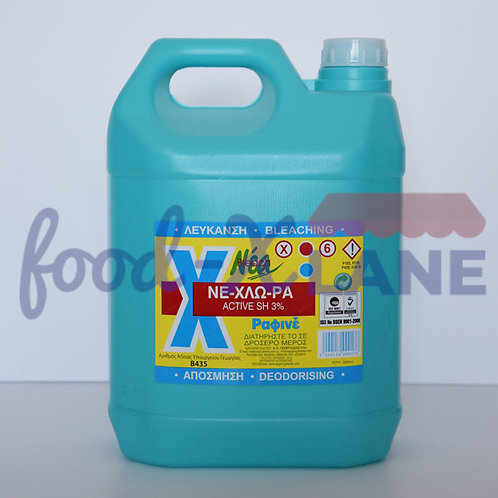 Nechlora Chlorine Green 4lt