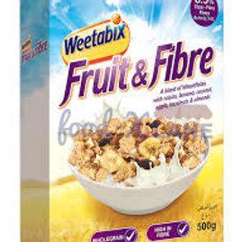 Weetabix Fruit & fibre 500gr