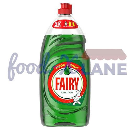 Fairy Dish Liquid Lemon 900ml