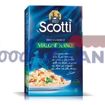 Scotti Vialone Nano rice 1Kg