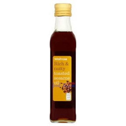 Waitrose Sesame oil 250gr