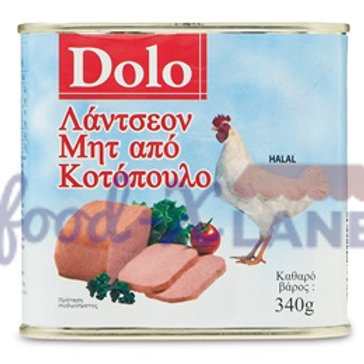 Dolo France Luncheon Meat Chicken 340gr