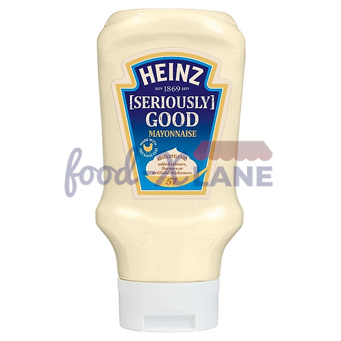 Heinz Mayonnaise squeezy 490gr