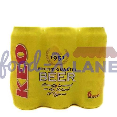 Keo Beer 8x500ml