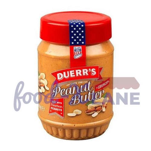 Duerr's Peanut Butter Crunchy 340gr