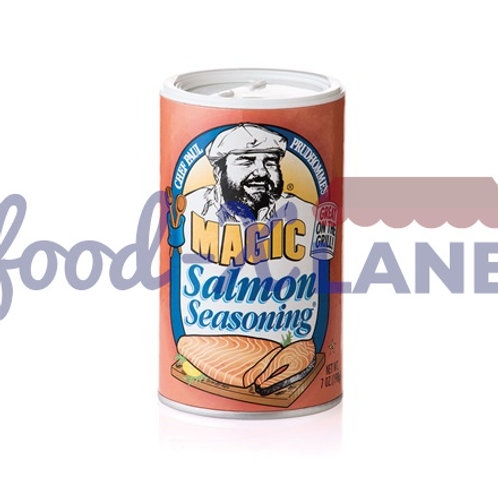 Chef Paul Magic Salmon spices 142gr