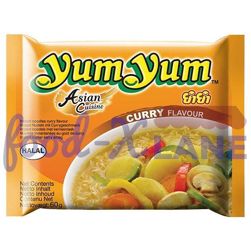 Yum Yum Instant Noodles Curry Flavour 60gr