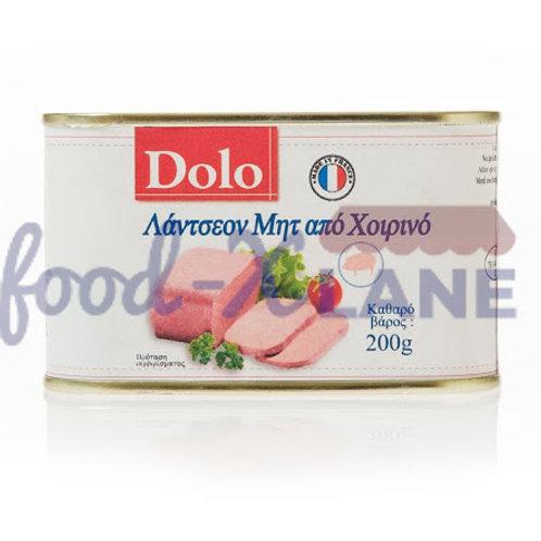 Dolo France Luncheon Meat Pork 200gr