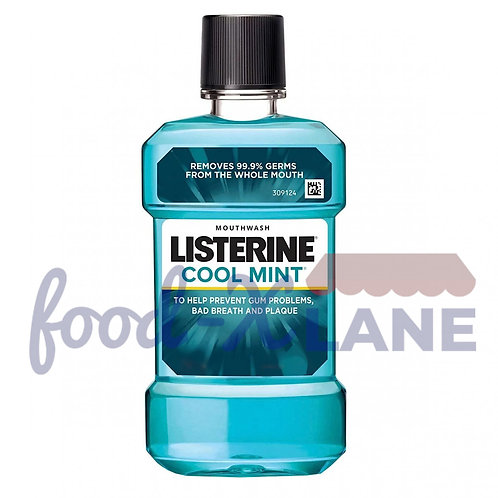 Listerine Coolmint Menthol 500ml