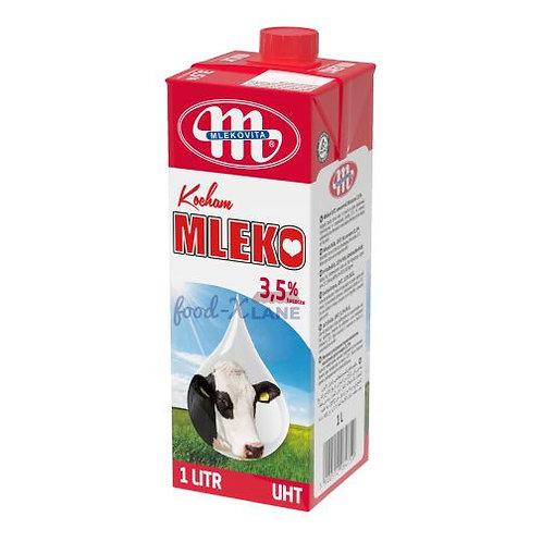 Mleko UHT Milk 3.2% 1L
