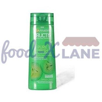Fructis shampoo 400ml oily hair