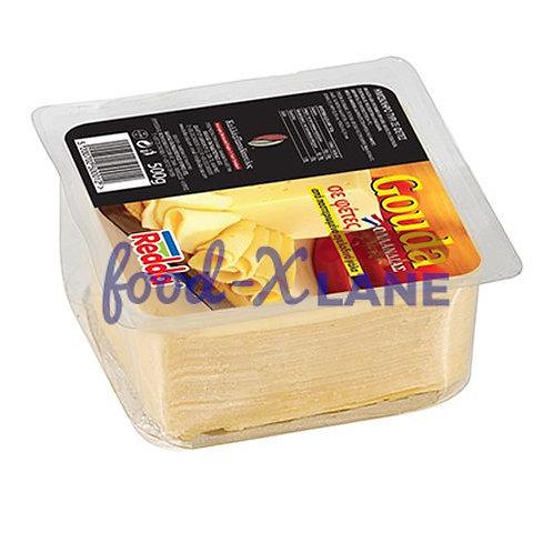 Redda Gouda Cheese slices 500gr (Holland)