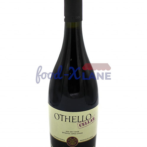 Othello Cellar 75cl Red Dry Wine