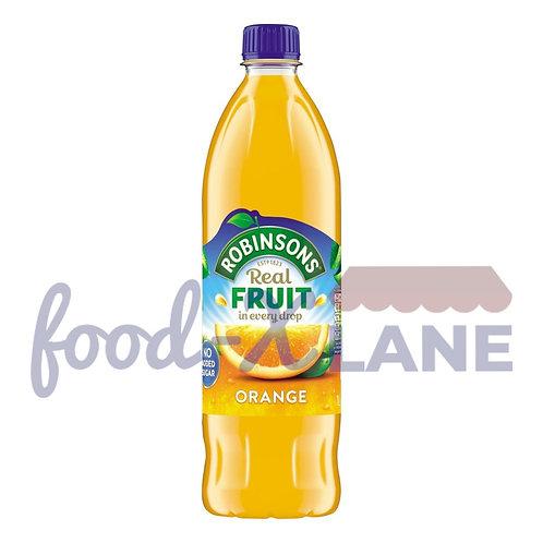 Robinsons Orange No sugar 1L