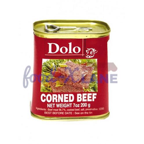 Dolo France Corned Beef 200gr