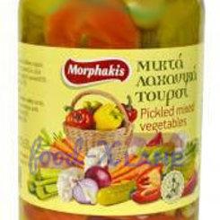 Morphakis Pickles 350gr