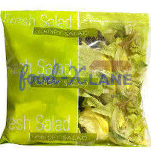 Eurofresh Crispy Salad (iceberg. remain letuce. lollo rosso. frisse) 250gr