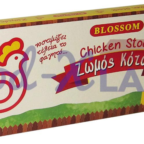 Blossom Chicken Stock cubes 12x10gr