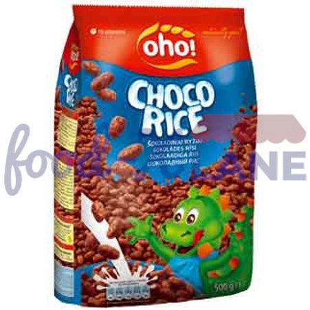 Oho Choco rice (coco pops) 500gr