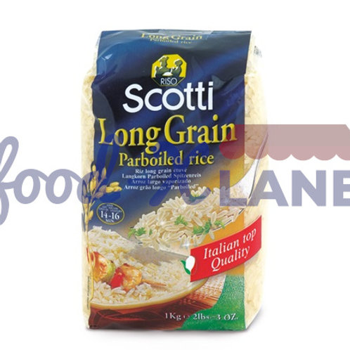 Scotti Parboiled Rice 1Kg