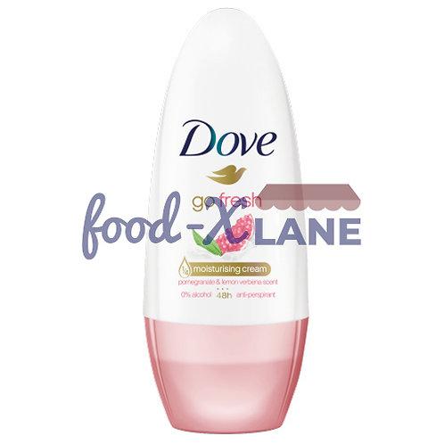 Dove Roll On 50ml pomegranate