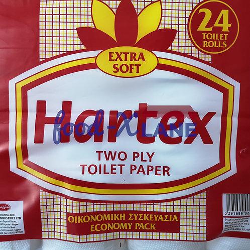 Hartex Toilet Paper 24X23m
