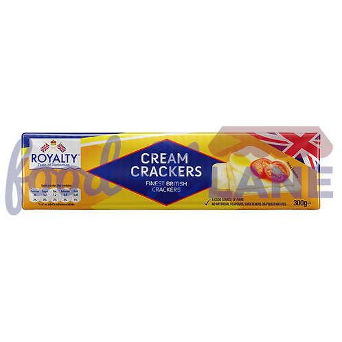 Royalty Cream Crackers 300gr