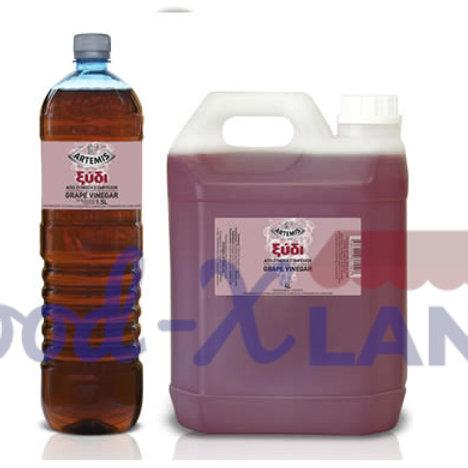 Artemis Red grape vinegar 1.5L