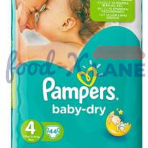 Pampers Baby Dry S4 44pcs