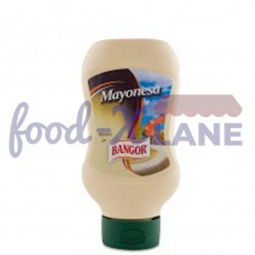 Bangor Mayonnaise squeezy top down 500ml