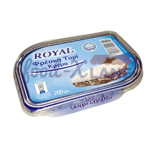 Royal Cream cheese 200gr