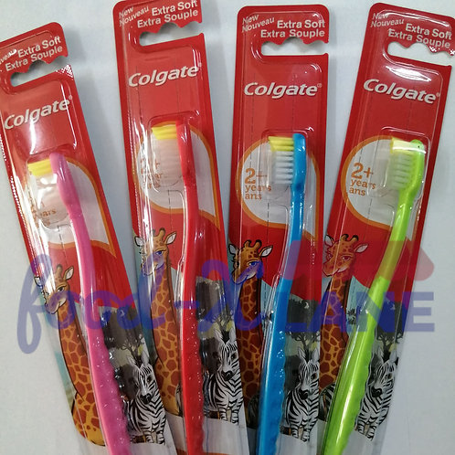 Colgate Toothbrush Kids 2+