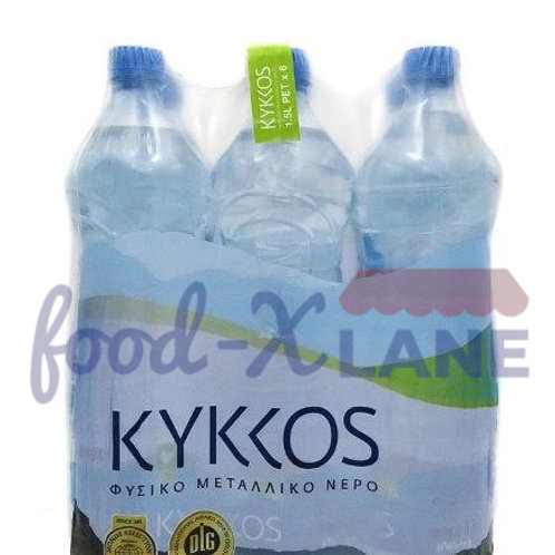 Kykkos Water 6x1,5L