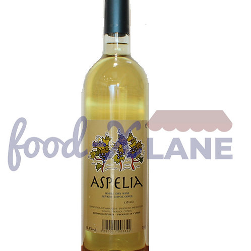 Aspelia White Dry Wine 75cl