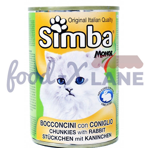 Simba Cat Food Rabbit 415g