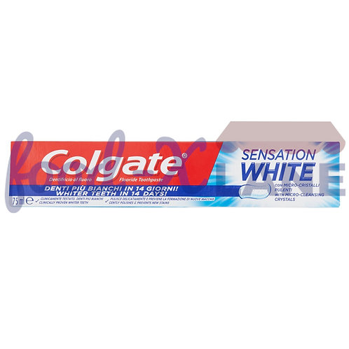 Colgate Sensation Whitening 75ml