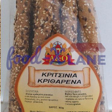 A&O Barley BreadSticks 350g